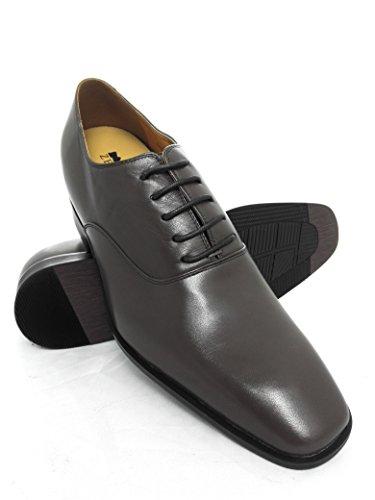 Prom in Men's marrone Cm Zerimar vera Shoes Crescente City 7 pelle 71PBU1q50W
