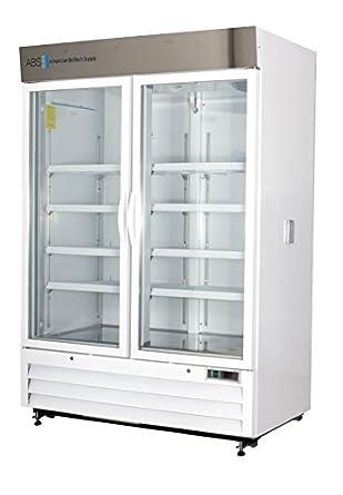 American BioTech Supply ABTCS Standard Glass Door Chromatography - Abt refrigerators
