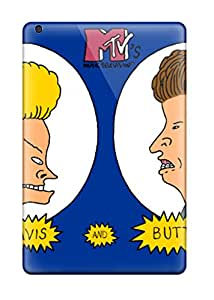 Julian B. Mathis's Shop Christmas Gifts Tpu Shockproof/dirt-proof Beavis And Butt-head Cover Case For Ipad(Mini)