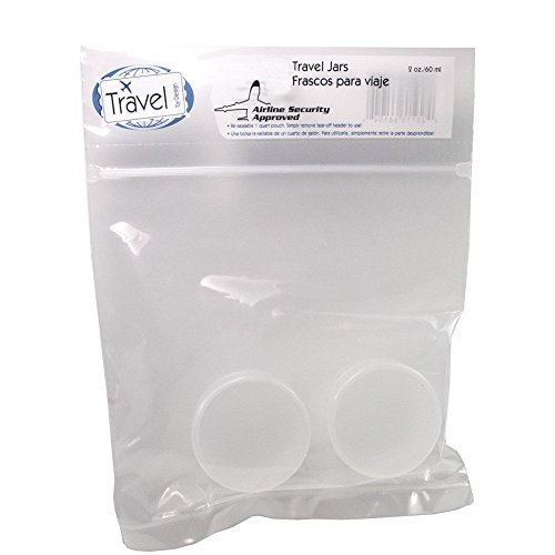 Flents Contour Ear Plugs - Soft Comfort! 2 Clear Plastic Travel Jars Only available from GroupMedShop (10 Pack) (500 Pair) by Flents (Image #4)