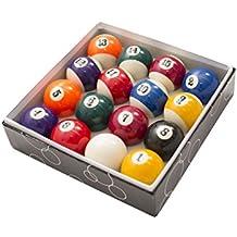 1 1/2 Inch Pool Table Billiard Ball Set Children's Gift
