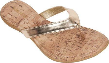 Sandals Cod Women's Sandal Cape Thong Tidewater Gold f6dwTqd