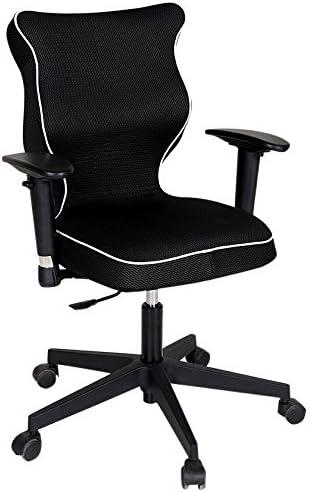 Entelo Good Prr6bwac Ergonomic Office Chair Rapid Prestige Size 6 White Amazon De Kuche Haushalt