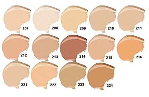 Dermacol Make-Up Cover Foundation 30g (210)