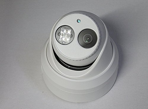 Kenuco Junction Box/Mounting Base Hikvision Turret Camera DS-2CD23x2 (4 Pack, White)