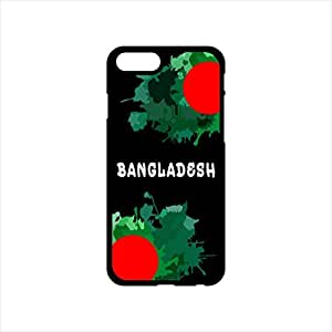 Fmstyles - iPhone 7 Plus Mobile Case - I Love Bangladesh Flag Cover