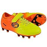 Optimum Unisex Kid's Ignisio Football Boot, Aztec Orange, Infant UK 12