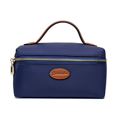 BOSTANTEN Toiletry Cosmetic Bag Makeup Travel Bags Makeup Po