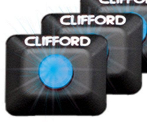 CLIFFORD Alarm 909235 Blue LED by Directed Electronics
