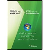 Microsoft Windows Vista Anytime Upgrade 32 Bit (Home Basic auf Home Premium) inkl. Service Pack 1 [import allemand]