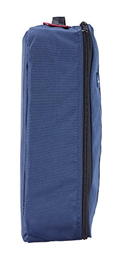 Premium Set of 3 Packing Cubes, Superior Travel Organizer Fits Inside Suitcases, Light Weight, Durable Fabric & Zippers, Highest Quality Materials (Blue) by NewNomad (Image #4)