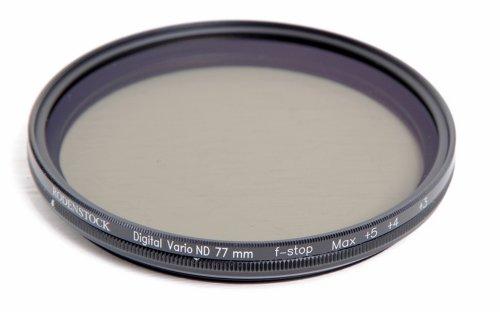 Rodenstock 606790 67mm Slim Vario Neutral Density Aluminum Mount Multi-coated Filter (Black/Transparent) by Rodenstock