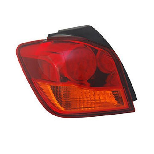TYC 11-6458-00 Mitsubishi Outlander Sport Replacement Tail Lamp by TYC