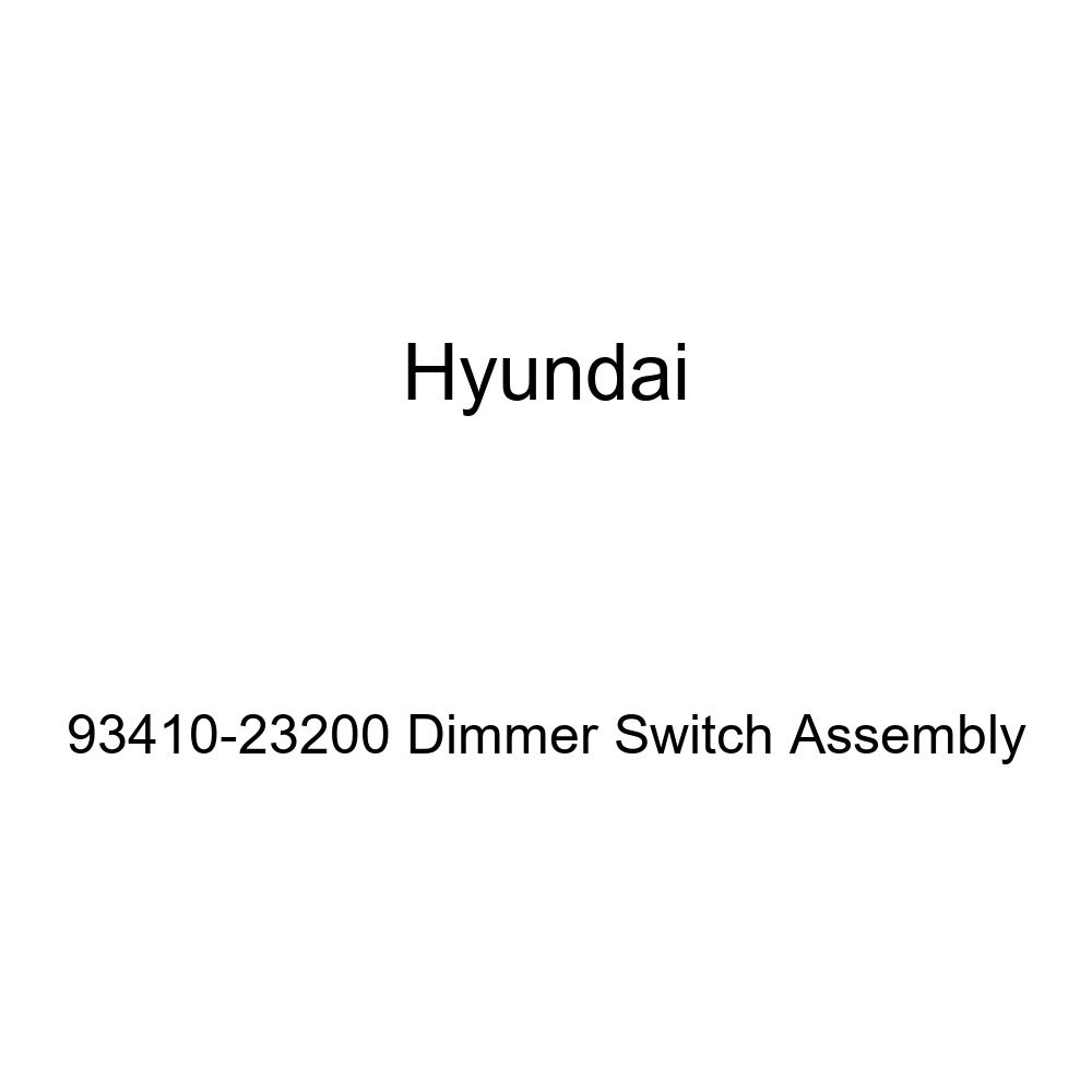 Genuine Hyundai 93410-23200 Dimmer Switch Assembly