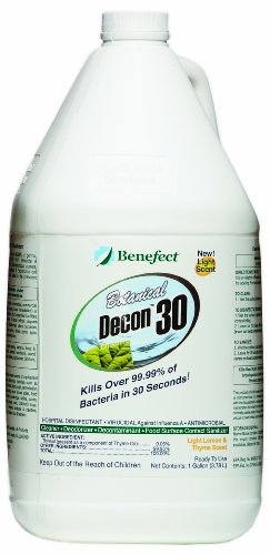 Benefect Botanical Decon 30 (Pack of 4) - 1 Gallon