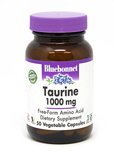 (BLUEBONNET Nutrition Taurine 1000 mg)
