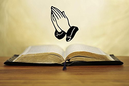 (Praying Hands -Wall Decal-12