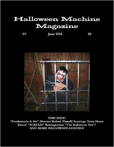 Halloween Machine Issue 1