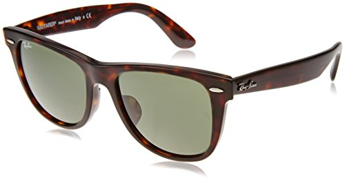 Ray-Ban Wayfarer Sunglasses, Tortoise, 52 - Ban Wayfarer Polarized Ray Original
