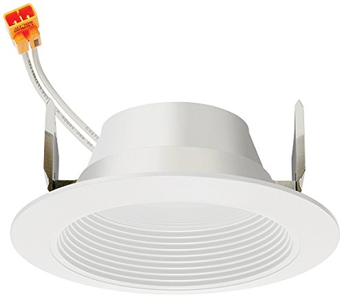 4 juno 115 watt 3000k recessed led retrofit trim in white 4quot juno 115 watt 3000k recessed led retrofit trim aloadofball Image collections