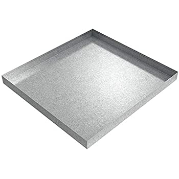 Amazon Com 18 X 44 X 2 Quot Wxlxh Galvanized Metal Drain