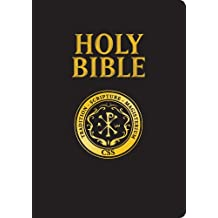 Catholic Scripture Study Bible RSV-CE, Large Print (Bonded Leather)
