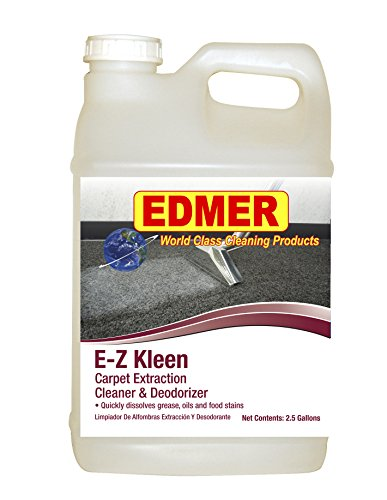 Edmer EZ Kleen Carpet Extraction Cleaner & Deodorizer - 5 Gallon Box ()