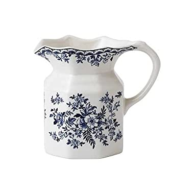 Johnson Brothers Devon Cottage Jug/Pitcher, 1 L, Blue