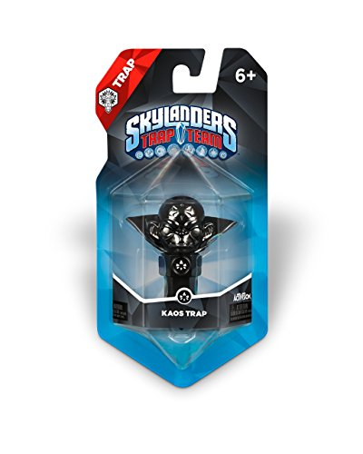 Skylanders Trap Team Kaos Trap Pack