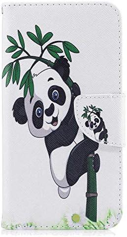Huawei P30 PUレザー ケース, 手帳型 ケース 本革 カバー収納 耐摩擦 ビジネス 財布 スマホケース 手帳型ケース Huawei P30 レザーケース