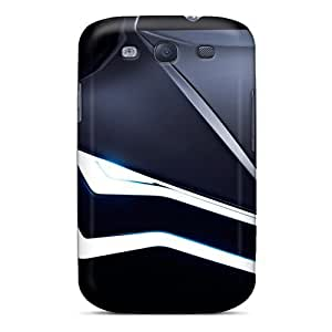 Tpu Protector Snap TcXdWUg7661odqdF Case Cover For Galaxy S3