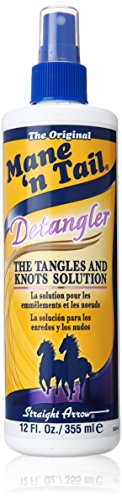 Mane 'n Tail Detangler The Tangles and Knots Solution 12 Ounce