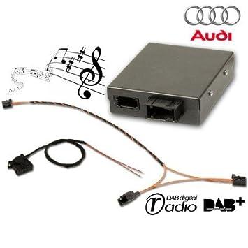 39818 - FISTUNE DAB, DAB + Integration For Audi A1, A6