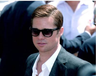 PHOTO C5847 Brad Pitt in Sunglasses