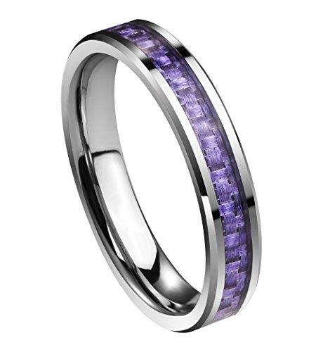 Queenwish Tungsten Carbide Wedding Comfort product image