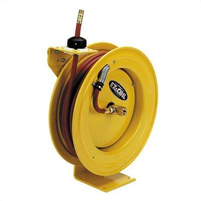 EZ-Coil Performance Safety Hose Reel Hose Capacity: For 25 ft, 3/8