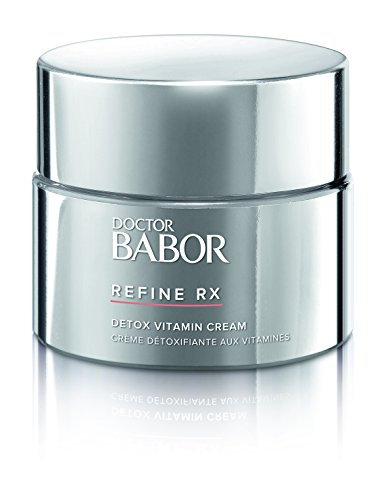 DOCTOR BABOR REFINE CELLULAR Detox Vitamin Cream for Face 1.75 oz – Best Natural Detoxifying Cream for Day and Night