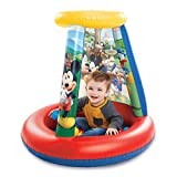 Toys : Mickey Mouse 94782 Ball Pit, 1 Inflatable + 15 Soft-Flex Balls