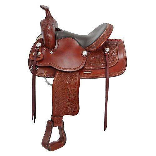Royal King Dodge Youth Saddle 13