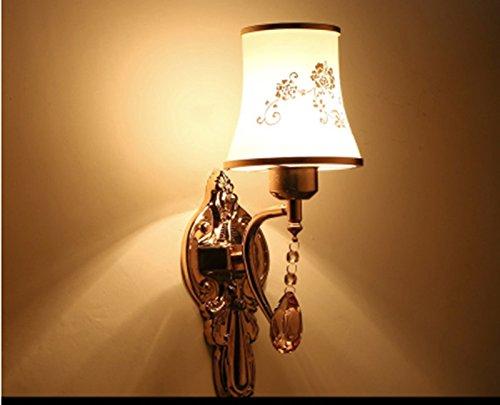 F5 Herr Zhang Wandleuchten Moderne einfache LED-Lampe Nachttischlampe Schlafzimmer Wandleuchte Wohnzimmer Aisle Korridor Treppe Wand Lamp Hotel Lampen und Laternen Wandbeleuchtung (Farbe   F8)