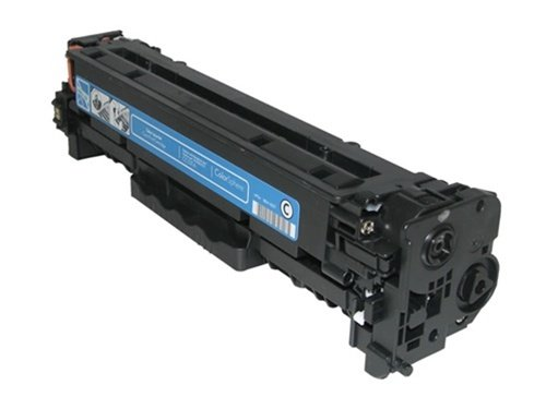 Hp Cc531a Cyan Toner (Calitoner Remanufactured Toner Cartridge Replacement for HP CC531A ( Cyan ))