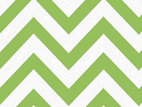 Apple Wide Chevron Stripe 240~20''x30'' Sheets Recycled (240 Sheets) - WRAPS-P1348 by Miller Supply, Inc.