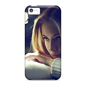 XiFu*MeiMycase88 MbZ14144NouO Cases For iphone 5/5s With Nice Dreamy Girl AppearanceXiFu*Mei