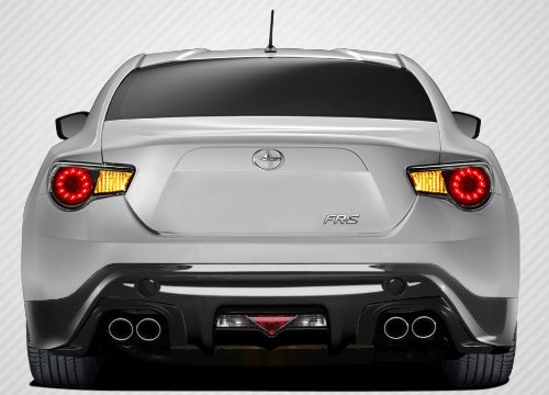 2013-2016 Scion FR-S Subaru BRZ Carbon Creations TD3000 Rear Lip Spoiler- 1 Piece