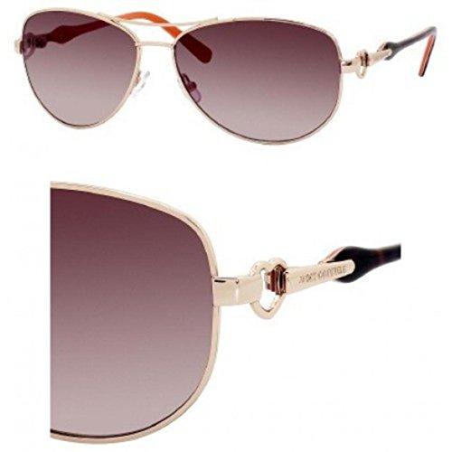 3YG RJ Gold Sunglasses - 60mm ()