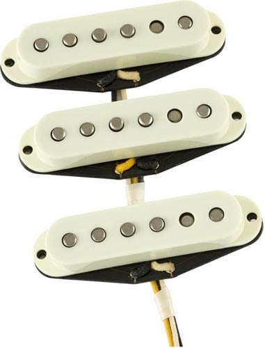 Fender Vintage Noiseless Stratocaster Pickups Set Amazon Com >> Amazon Com Fender Josefina Hw Tomatillo Strat Set Musical Instruments