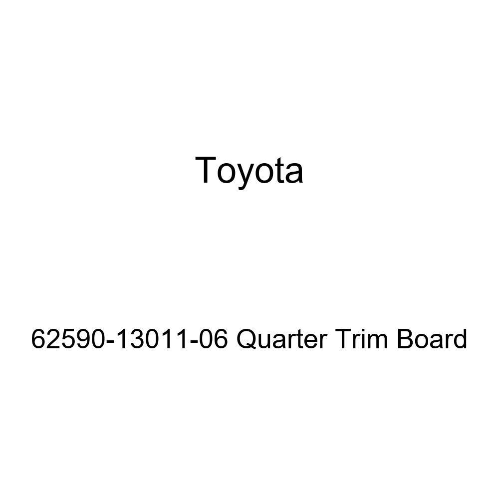 Toyota 62590-13011-06 Quarter Trim Board