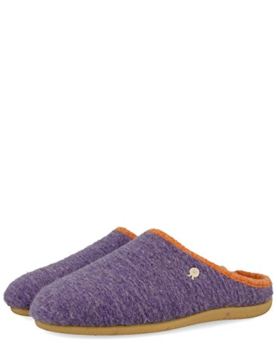 Gioseppo Women Purple Slippers by Mauve