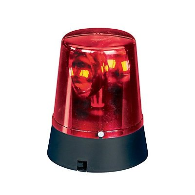 Flashing Red Light >> Amazon Com Fun Express Flashing Mini Red Beacon Light 4 1 4