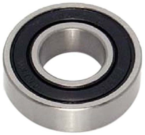 Peer Bearing 6001-RLD 6000 Series Radial Bearing, 12 mm ID, 28 mm OD, 8 mm Width, Single Lip Seal (6001 Series)